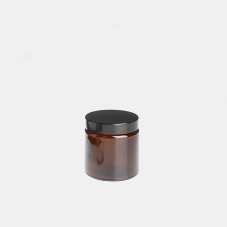 Glass jar for Nitro Blade C40 grinder - opaque