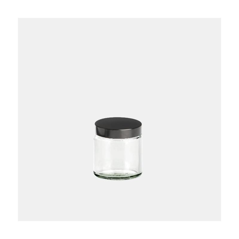 Glass jar for Nitro Blade C40 grinder - transparent