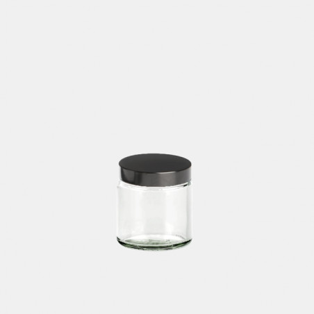 Glass jar for Nitro Blade C40 grinder - transparent
