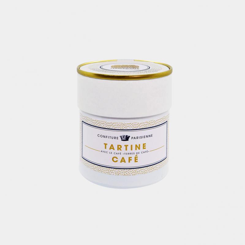 """""""Tartine Café"""" Confiture Parisienne x Terres de Café spread - Terres de café"""