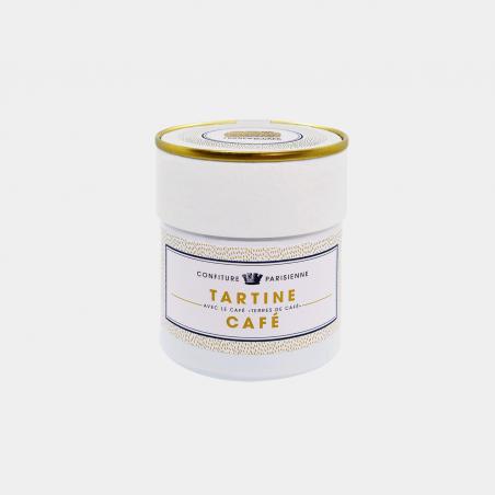 """""""Tartine Café"""" Confiture Parisienne x Terres de Café spread"""