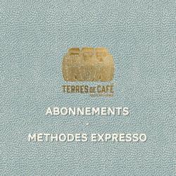 Abonnement Expresso - 12 mois | Terres de Café