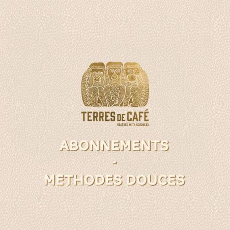 Abonnement Méthode douce - 9 mois | Terres de Café