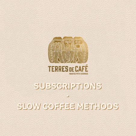 Slow Coffee Methods...