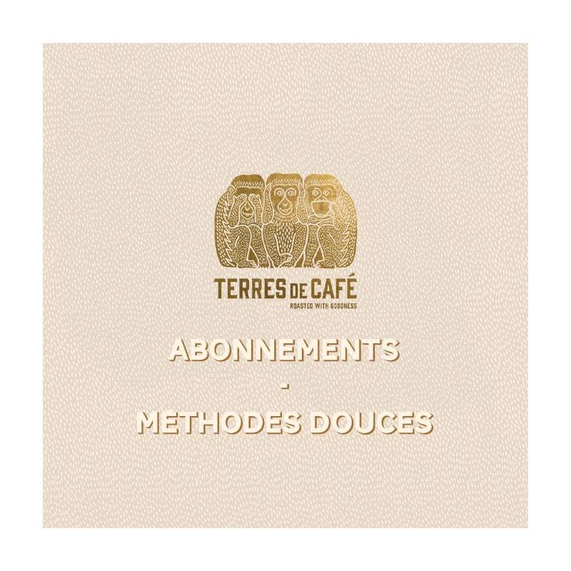 Abonnement Méthode douce - 12 mois | Terres de Café
