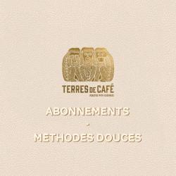 Abonnement Méthode douce - 3 mois | Terres de Café