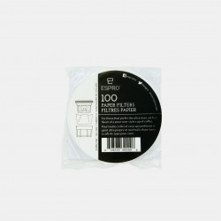 100 Filtres papiers ronds pour Espro Travel Mug