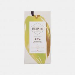 Tablette de chocolat - 70% Madagascar (S') Offrir