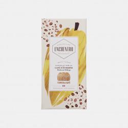 Tablette de chocolat - 70% Guatemala & 10% café d'Ethiopie