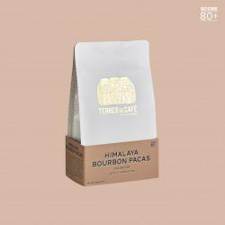 Café de spécialité en grain ou moulu | Himalaya Bourbon Pacas | Terres de Café