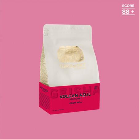Specialty coffee in beans or ground | Volcan Azul Geisha Red Honey | Terres de Café