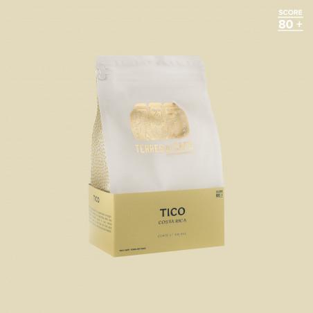 Specialty coffee in beans or ground | Tico | Terres de Café