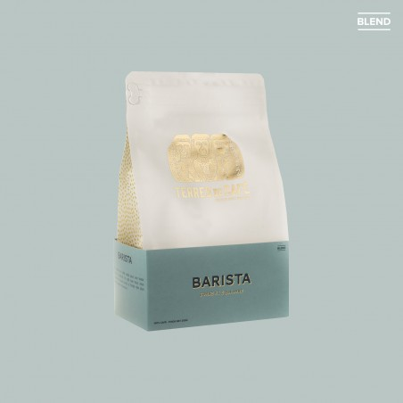 Specialty coffee in beans or ground |Barista | Terres de Café