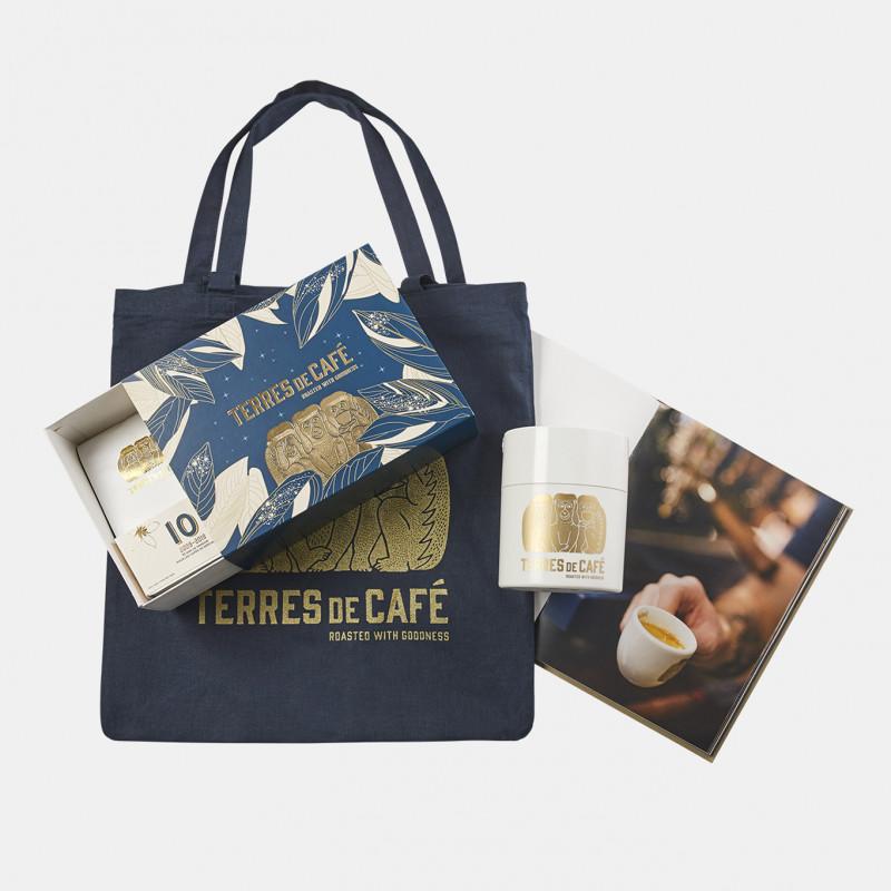 Specialty coffee initiation kit Terres de café | Terres de café