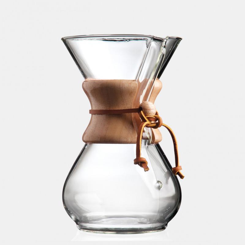 Chemex 8 cups coffee maker - Terres de café