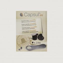 Capsules Compatibles Nespresso CAPSULIN