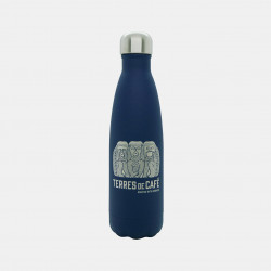 Insulated Bottle - Blue