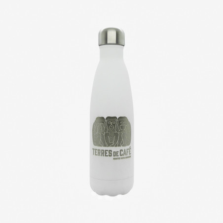 Insulated bottle - White