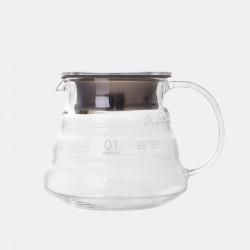 Carafe en Verre T01 - 1/3 Tasses HARIO Accessoires Méthodes douces