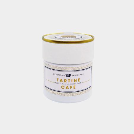 """Pâte à tartiner """"Tartine"""" Confiture Parisienne x Terres de Café"""