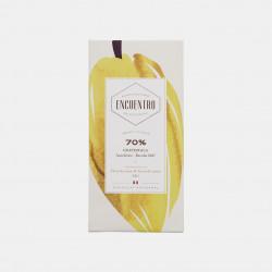 Tablette de chocolat Encuentro - 70% Guatemala