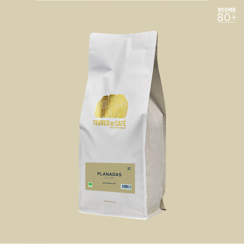 Specialty coffee in beans or ground| Volcancito 1 kg | Terres de Café