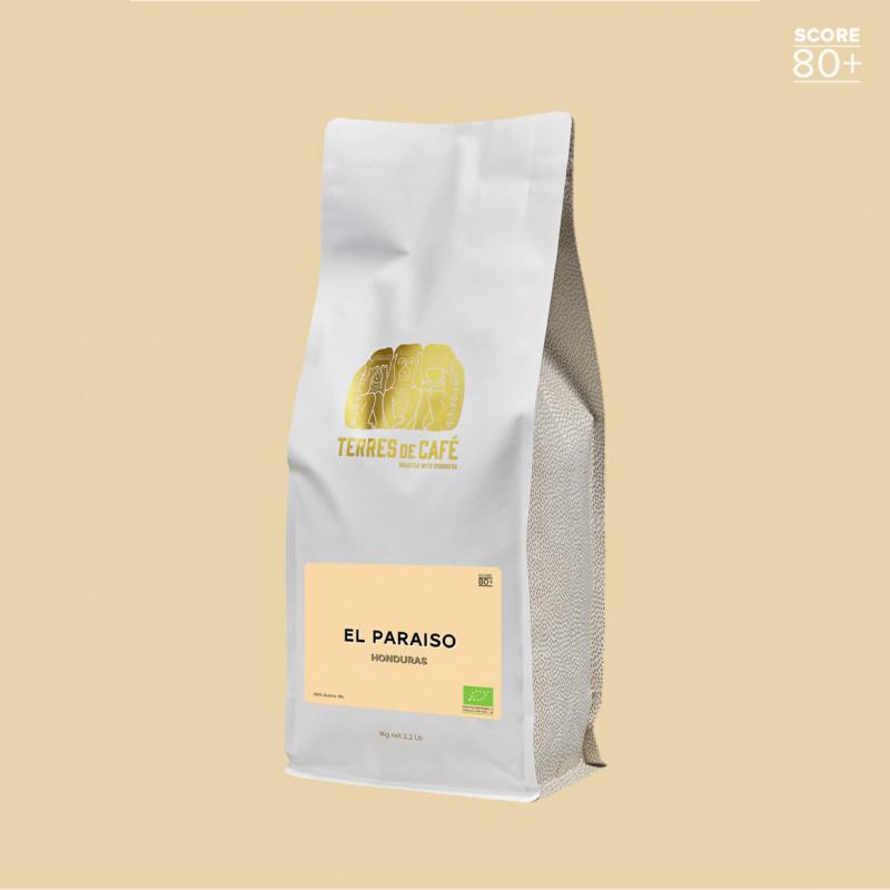 Café de spécialité en grain ou moulu   The Forest 1 kg  Terres de Café