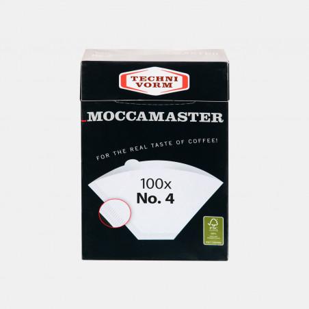 Cafetière filtre Moccamaster KBG 741 - Noir mat