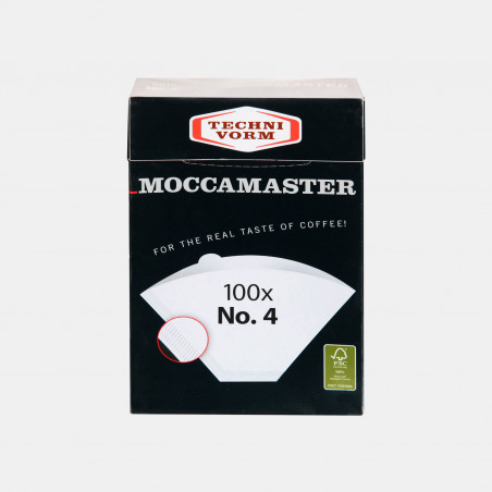 filters n°4 Moccamaster x 100