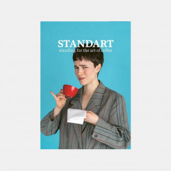 Standart Magazine, standing for the art of coffee Issue 18