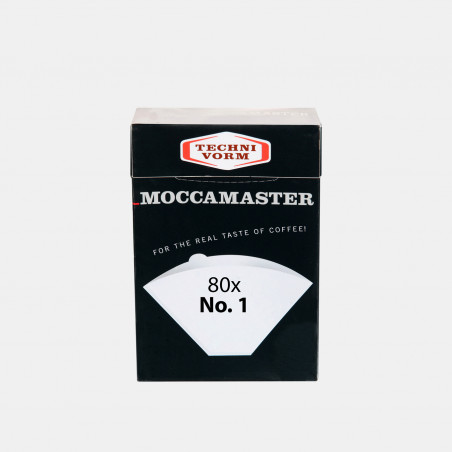 filters n°1 Moccamaster x 80