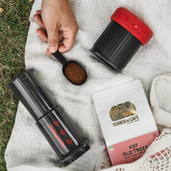 AEROPRESS Go Nomad coffee maker
