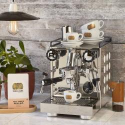 Machine Expresso Appartamento blanche Machines à café