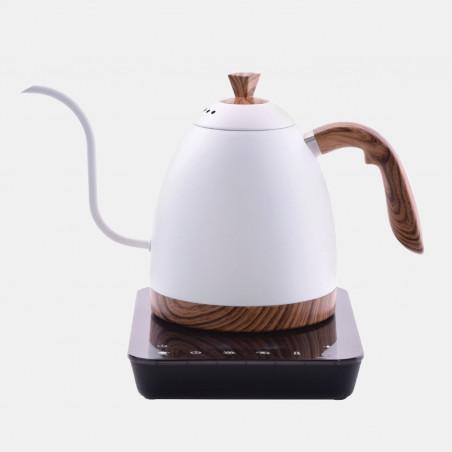 "Matt white kettle ""Artisan"" - Brewista"