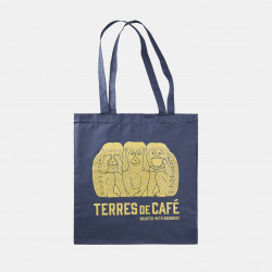 Totebag Terres de café Lifestyle