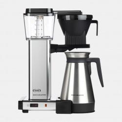 Cafetière filtre Moccamaster KBG SELECT - Aluminium Brossé