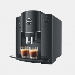 JURA D4 Coffee machine - Pianoblack