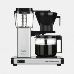 Cafetière filtre HBG - Alu Mat Nouveautés