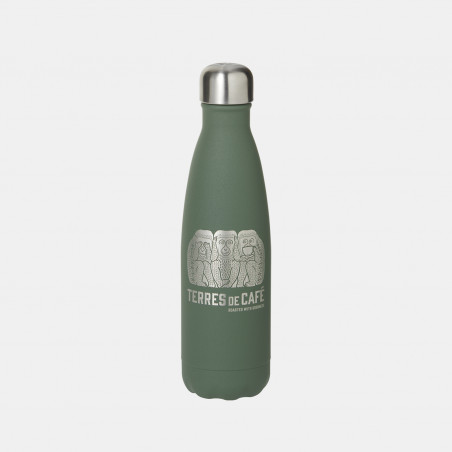 Insulated Bottle - Green