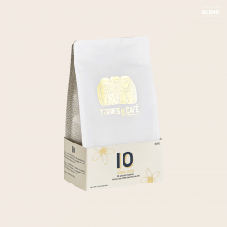 Specialty coffee in beans or ground | 10 Blend | Terres de Café