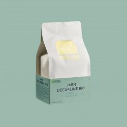 Specialty coffee in beans or ground |Jaen Organic Decaffeinated| Terres de Café