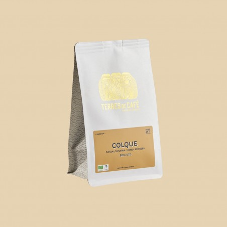 Specialty coffee by Terres de Café - Colque