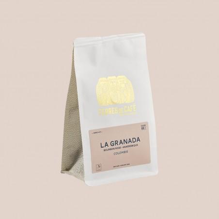 café de spécialité Terres de café - Café La Granada