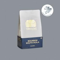 café de spécialité Terres de café - Café Bourbon South Huila