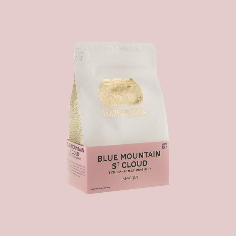 café de spécialité Terres de café - Café Blue Mountain Saint Cloud Estate