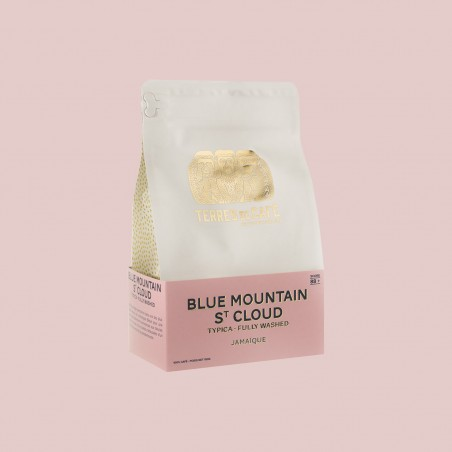 Specialty coffee by Terres de Café - Blue Mountain Saint Cloud Estate