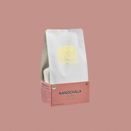 Specialty coffee by Terres de Café - Nanochala