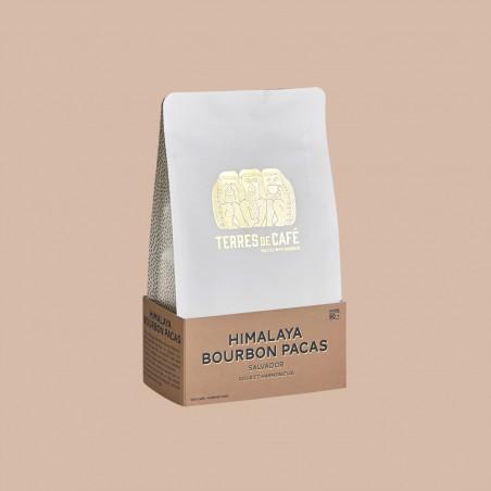 Specialty coffee by Terres de Café - Himalaya Bourbon Pacas