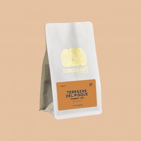 café de spécialité Terres de café - Las Terrazas del pisque - Peaberry