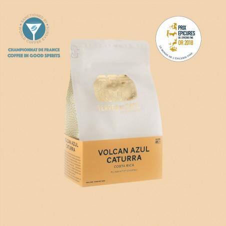 café de spécialité Terres de café - Café Volcan Azul Caturra
